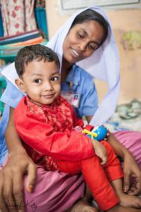 Day Care Center in Of Liberty Fashion Wears Ltd. Dhaka, Bangladesh.