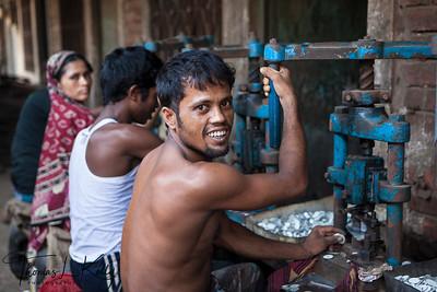 Bangladeshi Workers.