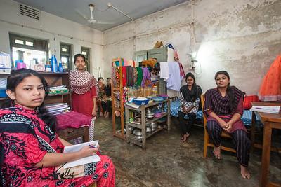 Sylhet Nurshing College. Dhaka, Bangladesh.