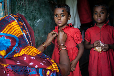Life in Kumarakhali Village. Bangladesh.