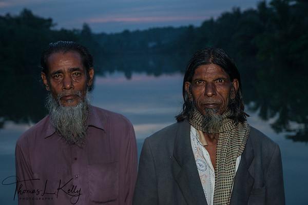 Borguna Village. Bangladesh.