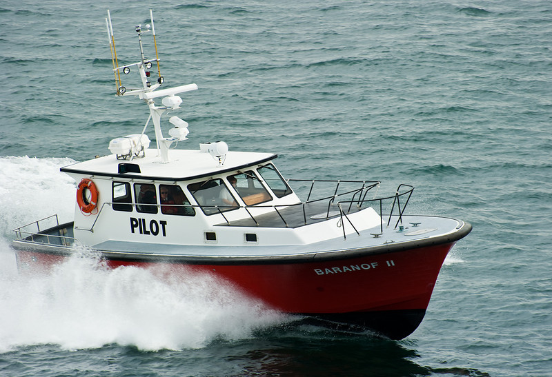 Prince William Sound Pilot Boat, Alaska
