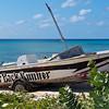 Abandoned Boat, Grand Turk, Caribbean
