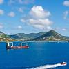 Harbor Pilot Boat, St. Maarten Harbor