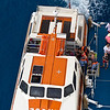 Cruise Ship Lifeboat