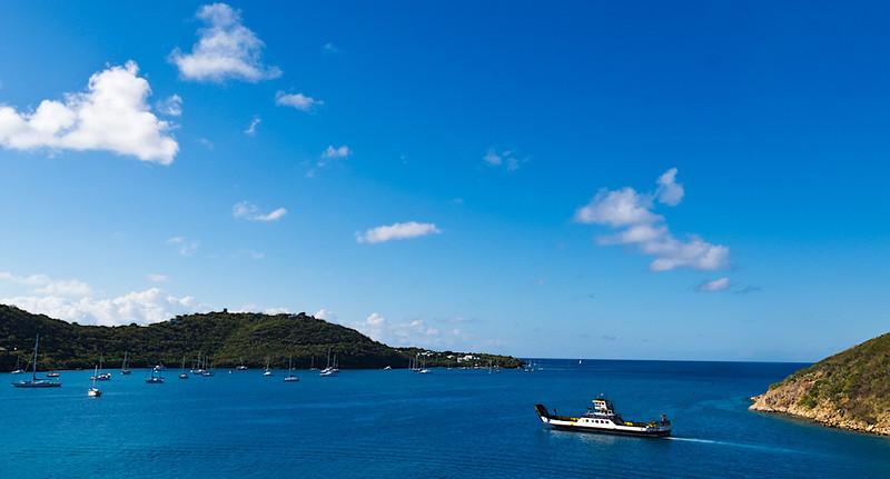 Boat Harbor, St. Thomas, U.S. Virgin Islands