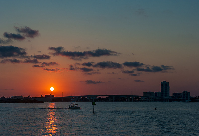 Sunrise, Clearwater Beach
