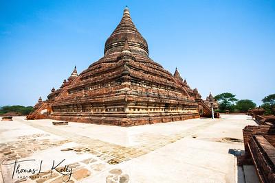 Mingalazedi Pagoda in Bagan.