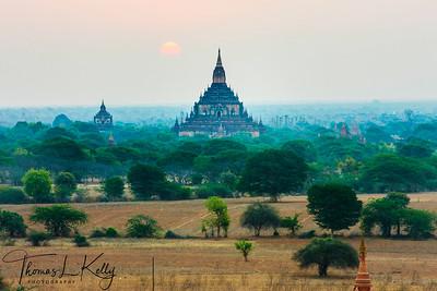 Bagan, Burma.
