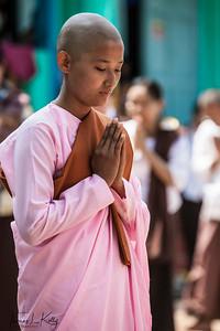 Silent Walk Meditation. Pyin Oo Lwin.