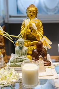 Jade Stone Buddha. Burma.