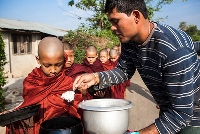 Pyin Oo Lwin, Burma.