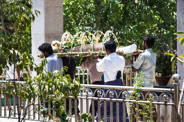 Hindu Cremation & Funeral.