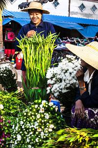 Downtown Pyin Oo Lwin.