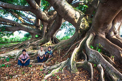 Phutown, Myanmar.