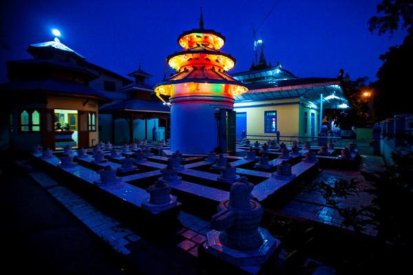 Pashupatinath in Pyin Oo Lyin.