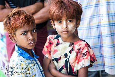 Burmese Boys.