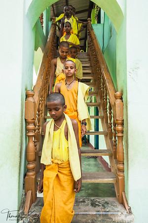 Arya Gurukul at Arya Samaj Temple,