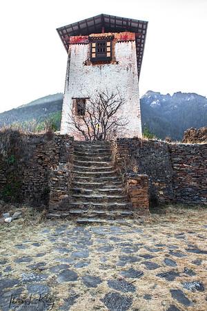 Drukgyel Ruins