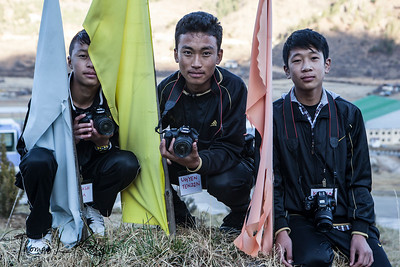 Save The Children Photography Workshop. Bhutan.