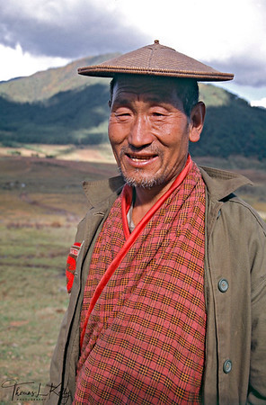 About 80% of Bhutanese are farmers.