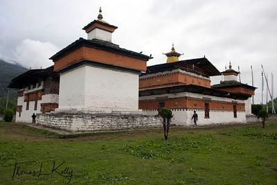 Jampey Lhakhang, Bumthang, Bhutan.