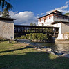 "Rinpung Dzong, Paro : Ripung Dzong is one of Bhutan's most impressive and well known dzongs, and the finest example of Bhutanese architecture. The dzong is known as Paro Dzong, which means ""fortress on a heap of jewels. The dzong has always been one of Bhutan's strongest and most important fortresses and on numerous occasions was used to defend the Paro Valley from invasion by Tibet. The dzong's serve as religious and administrative centers The dzong's serve as religious and administrative centers.  Paro, Bhutan"
