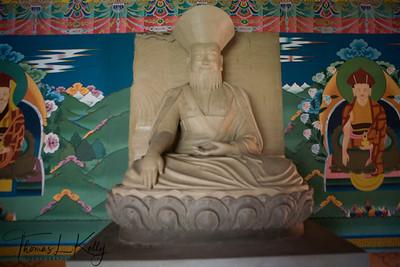 Simtokha Dzong.  Thimpu, Bhutan.