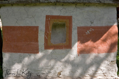 Detail of a lu at Chortens near Ugyen Choling Palace.  Bumthang. Bhutan