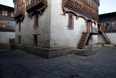 Wangde Choeling Dzong.