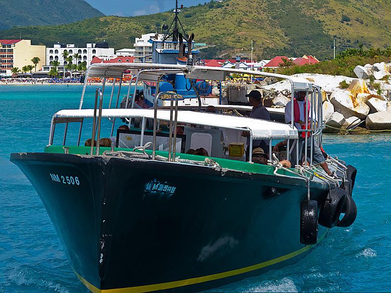 Water Taxi, St. Maarten