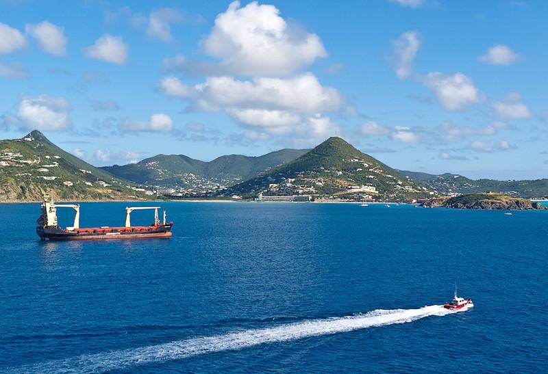 Harbor, St. Maarten