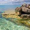 Clear Caribbean Water