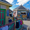 Colorful Beach Shops