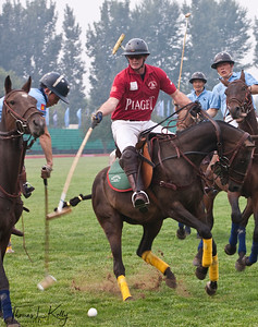 Genghis Khan Polo club, Mongolia  vs China Polo Team. The 4th Beijing International Polo Open Tournament & Beijing British Polo Day. China.