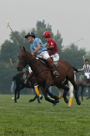 Beijing International Open And The British Polo Day, China.