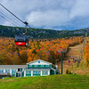 Gondola at Stowe Mountain Resort
