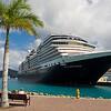 Holland America Cruise Ship, St. Thomas, U.S. Virgin Islands