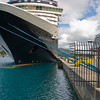 Holland America Cruise Ship, St. Thomas, U.S. Virgin Islands