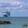 Ruby Princess; Princess Cays, Bahamas