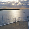 Cruise Ship Deck; Caribbean