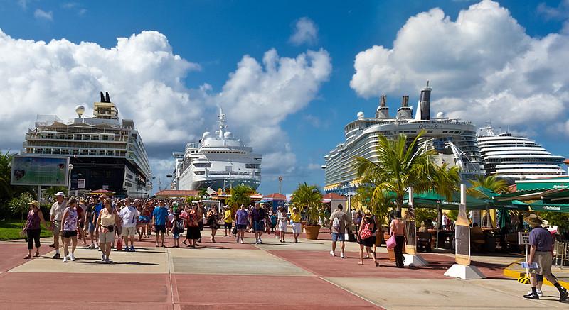 St. Maarten Cruise Dock