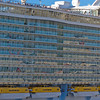 Reflection of Ruby Princess, St. Maarten