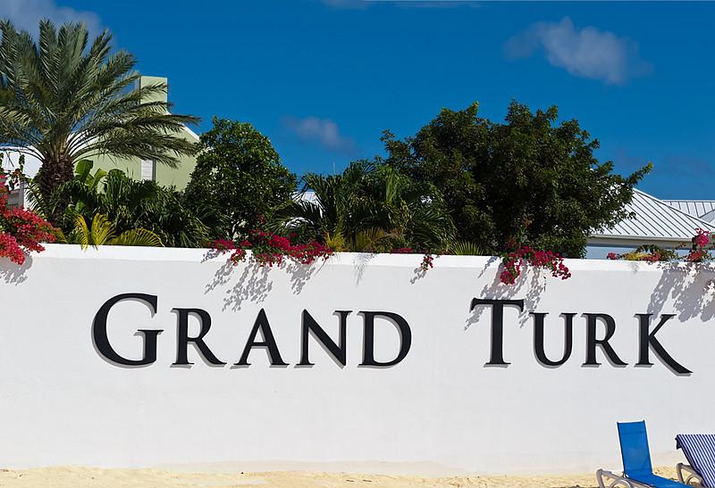 Welcome to Grand Turk; Turks and Caicos, USVI