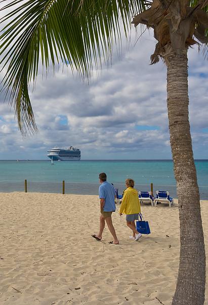 Princess Cays; Bahamas