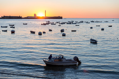 Fisherman. Cádiz 2016