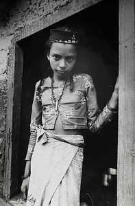 IN THE NAME OF GOD Young Deuki girls, forbidden to marry are dedicated at temples of the mother goddess throughout Far Western Nepal.
