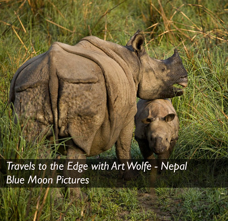 Travels to the Edge with Art Wolfe - Nepal