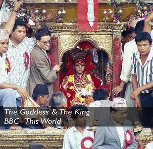 The Goddess & The King