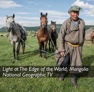 Light at The Edge of the World, Mongolia